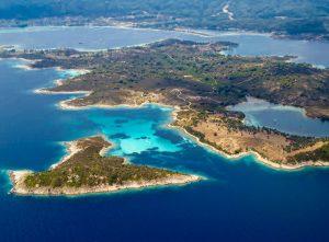 vourvourou islands