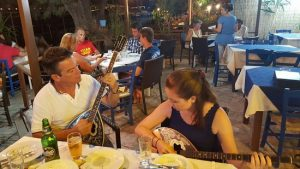 greek hospitality